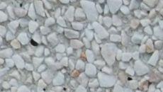 Grys biały na białym cemenciefrakcja 1-4 mm