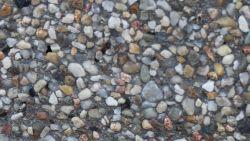 Kamień rzecznyfrakcja 1-4
