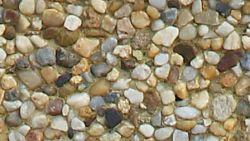 Kamień rzeczny barwiony na żółtofrakcja 4-10