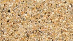Kamień rzeczny barwiony na żółtofrakcja 2-5 mm